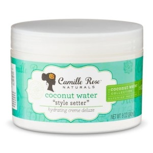 CAMILLE ROSE NATURALS Coconut Water Style Setter odżywka bez spłukiwania 240ml