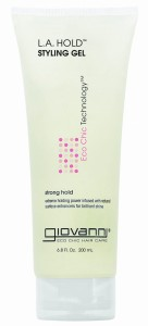 GIOVANNI L.A. HOLD STYLING GEL żel do stylizacji 200ml