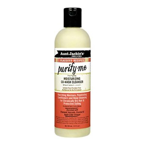 Aunt Jackie's Curls & Coils Purify Me – Moisturizing Co-Wash Cleanser odżywka do mycia 355ml
