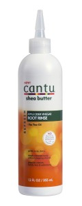 CANTU Refresh Apple Cider Vinegar Root Rinse płukanka do skóry głowy  355ml