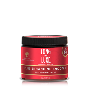 AS I AM LONG and LUXE Curl Enhancing Smoothie Krem do stylizacji 454g
