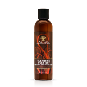 AS I AM Cleansing Pudding+ Odżywka do mycia 237ml