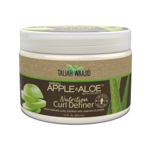 TALIAH WAAJID Green Apple & Aloe Nutrition Curl Definer Krem do stylizacji 355ml