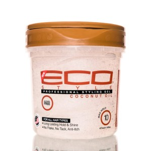 ECO STYLE Professional Styling Gel Coconut Oil Żel do stylizacji 236ml