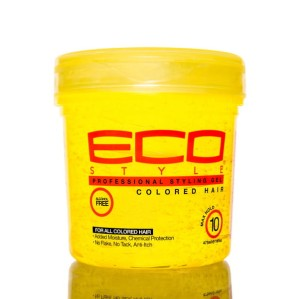 ECO STYLE Colored Hair Gel Żel do stylizacji 236ml