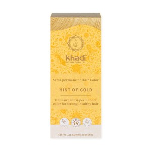 KHADI Hint Of Gold - Złoty blond 100g