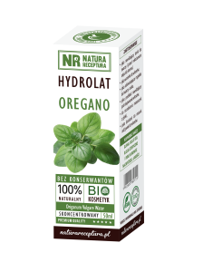NATURA RECEPTURA Hydrolat oregano 50ml