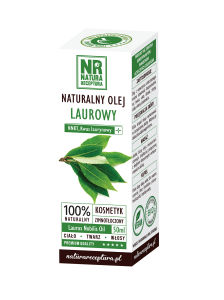NATURA RECEPTURA Olej Laurowy 50ml