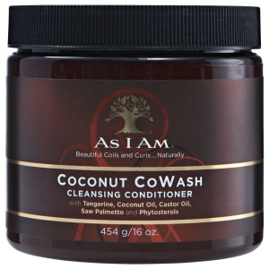 As I Am Coconut Cowash Cleansing Cream Conditioner  odżywka do mycia 454g