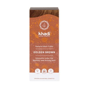 KHADI Golden Brown - Złoty brąz 100g