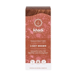 KHADI Light Brown - Jasny brąz 100g