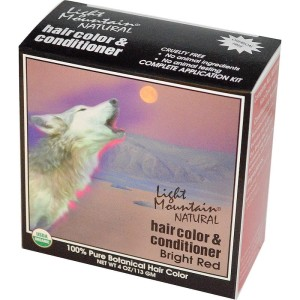Light Mountain WILK Naturalna Henna z amlą 113g