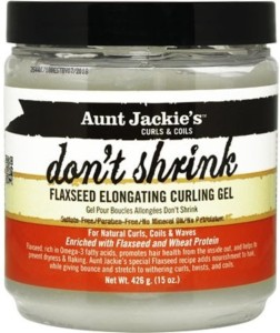 AUNT JACKIE'S Curls & Coils Don't Shrink Flaxseed Elongating Curling Gel Żel do stylizacji 426ml