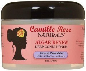 CAMILLE ROSE NATURALS Algae Renew Deep Conditioner Maska głęboko nawilżająca 240ml