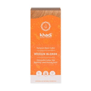 KHADI Medium Blonde - Średni blond 100g