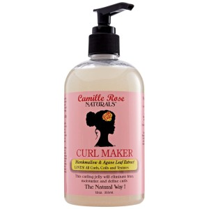 CAMILLE ROSE NATURALS Curl Maker Marshmallow and Agave Leaf Extract żel do stylizacji 355ml