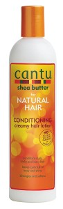 CANTU Natural Conditioning Creamy Hair Lotion, Shea Butter Odżywka bez spłukiwania 355ml