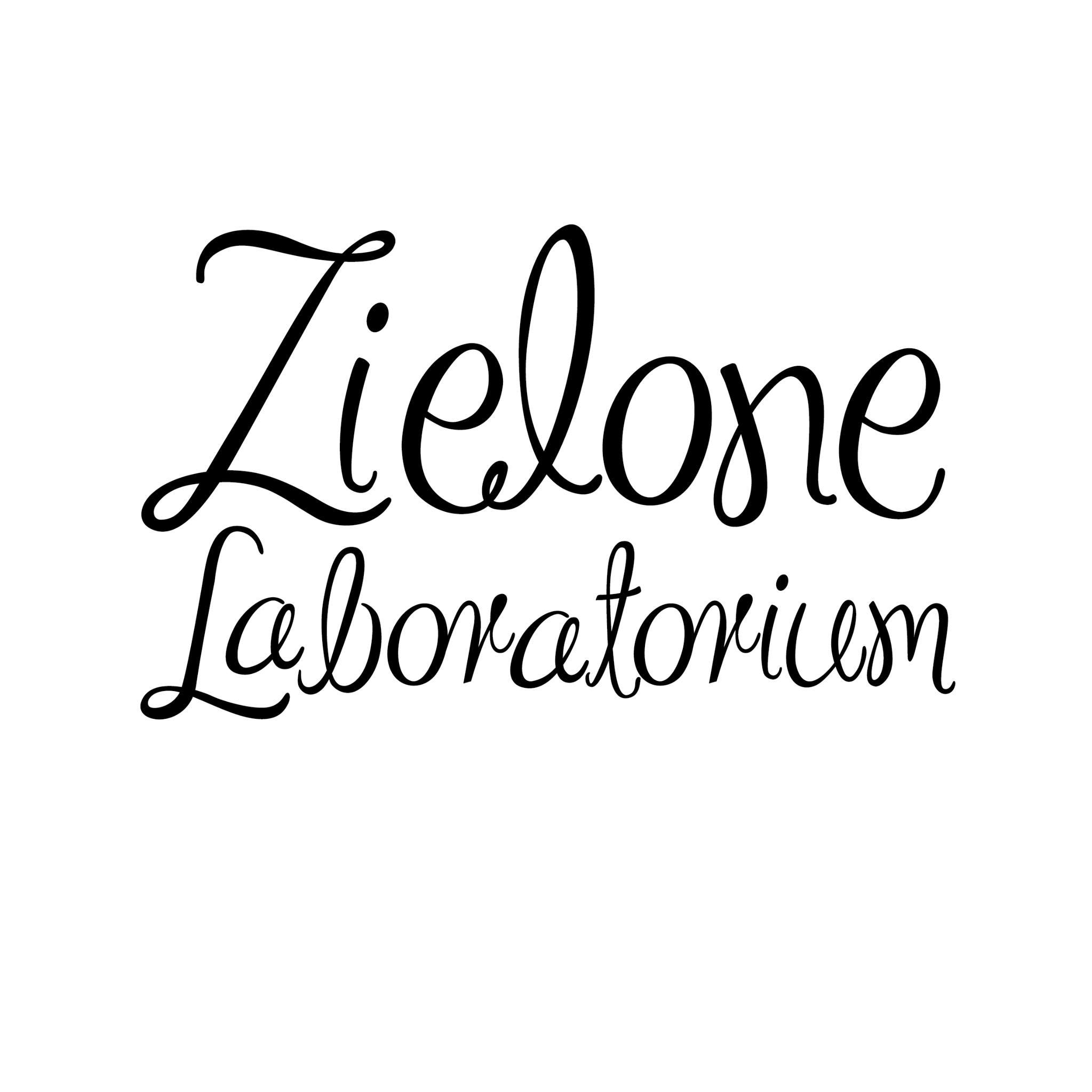 Znalezione obrazy dla zapytania zielone laboratorium logo